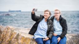 oxelosund-selfie